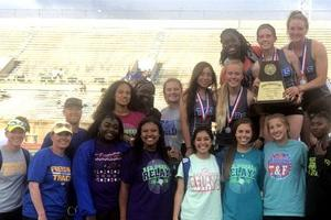 FHS Girls Track Team