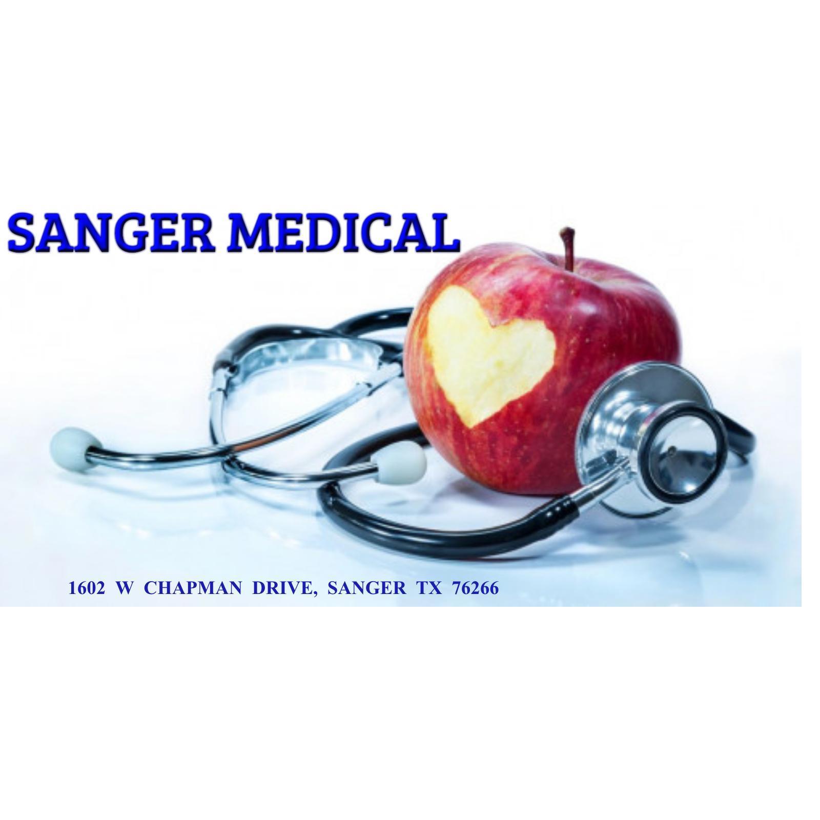 Sanger Medical Logo