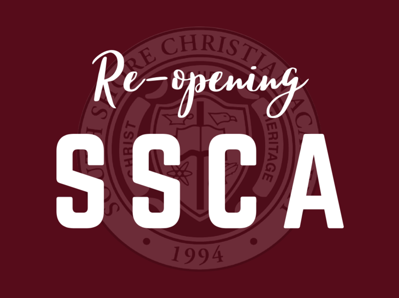 Reopening SSCA