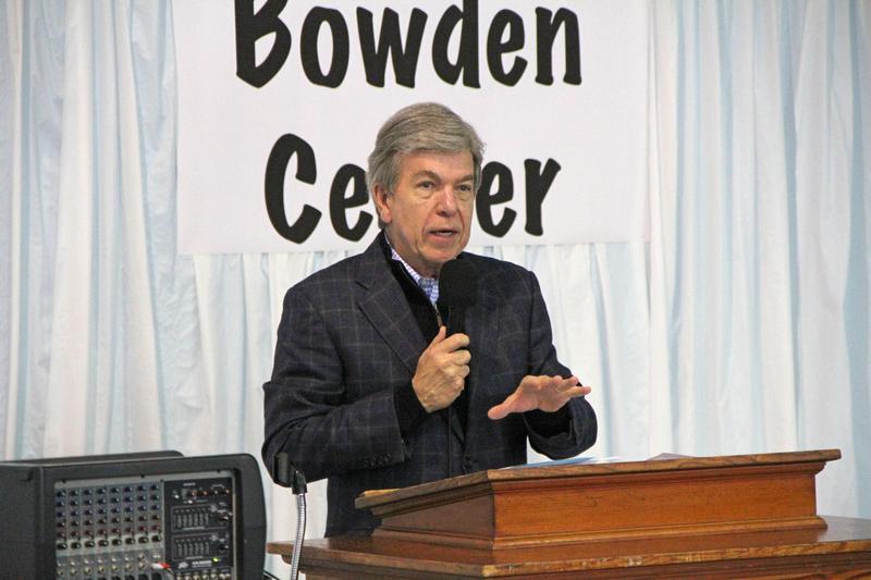 Senator Roy Blunt, Missouri