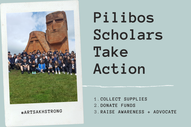 Pilibos Scholars Take Action Featured Photo