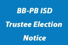 Notice of Deadline to File for Trustee Election Featured Photo