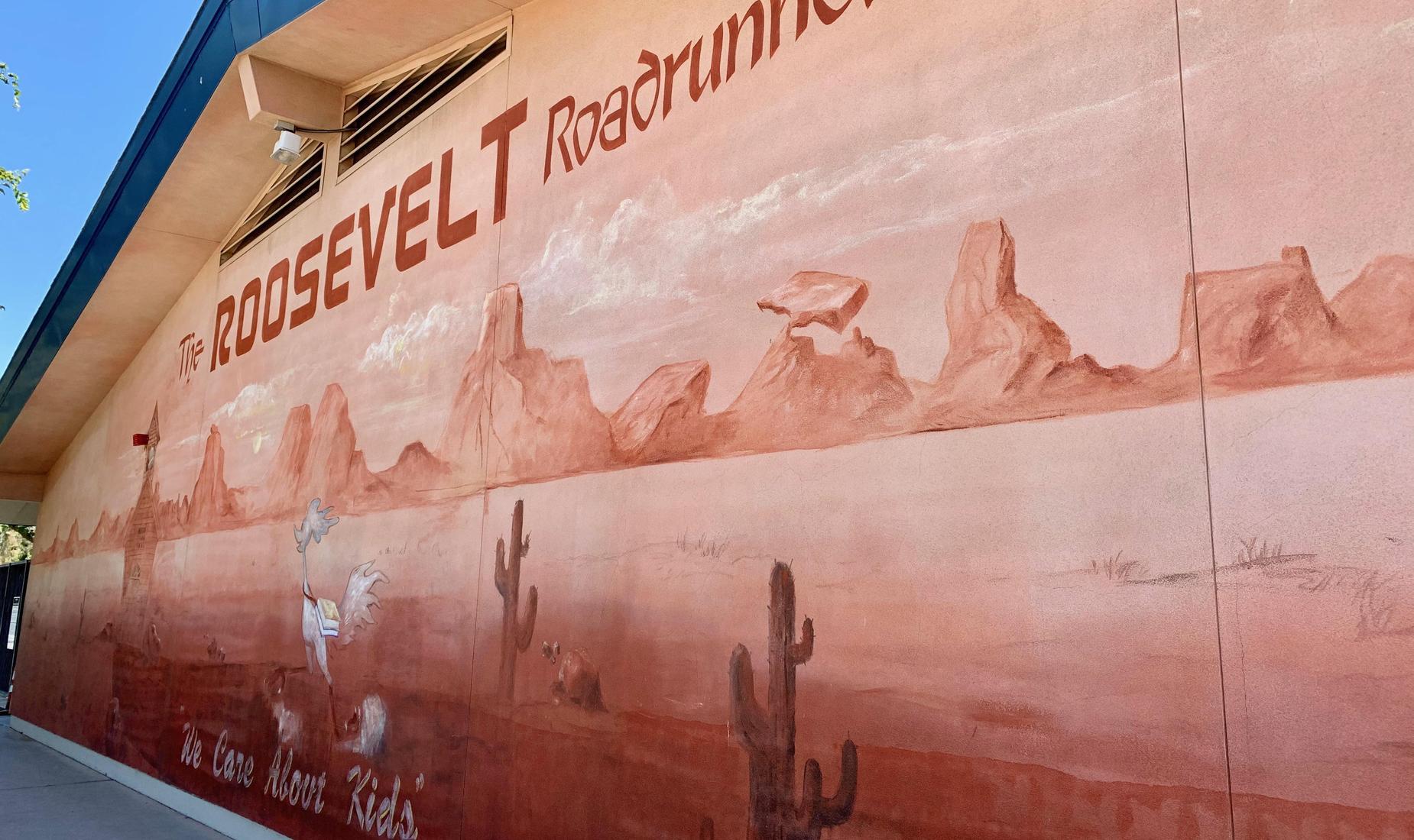 Roosevelt Mural