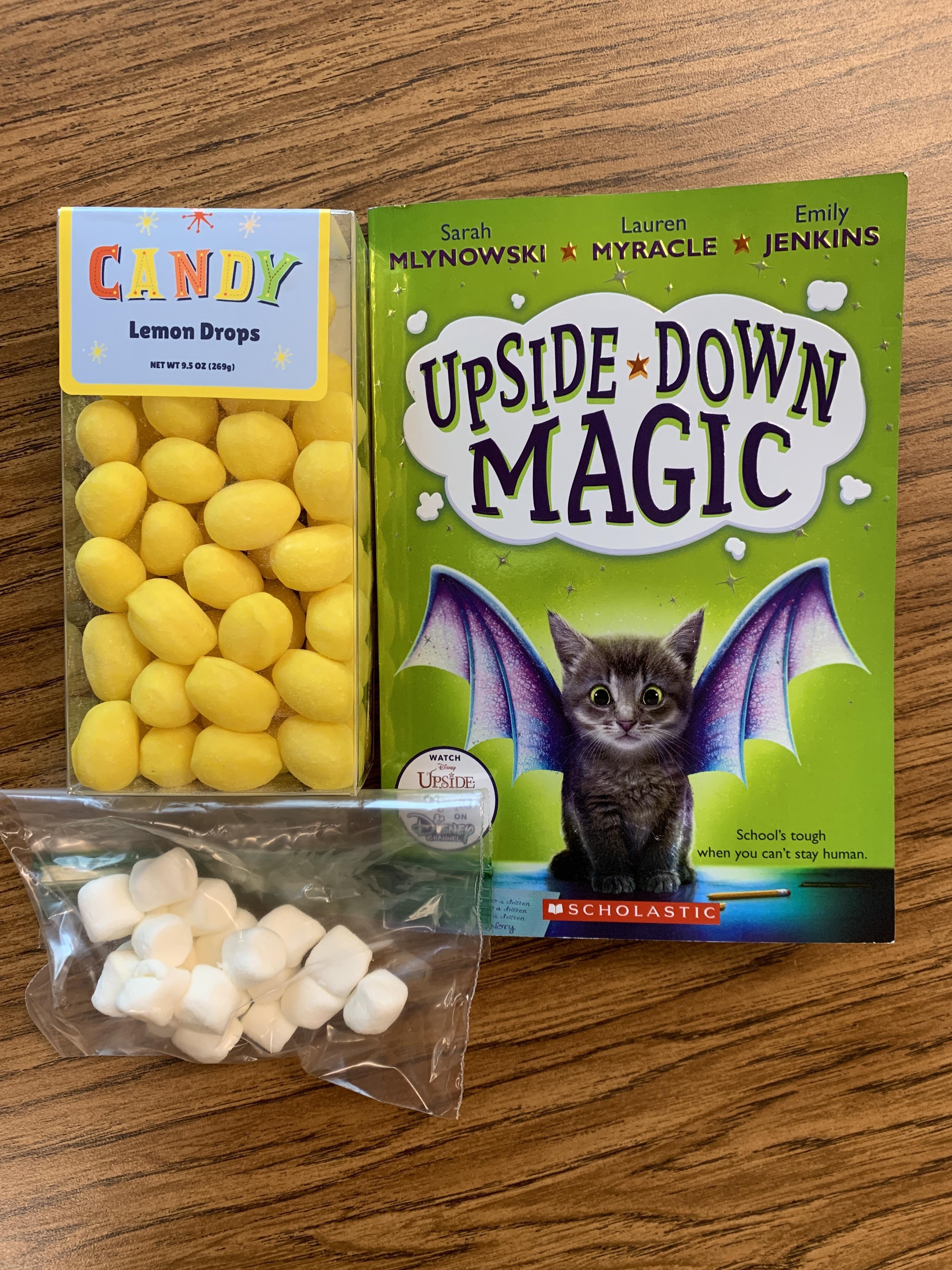 Upside-Down Magic Treats