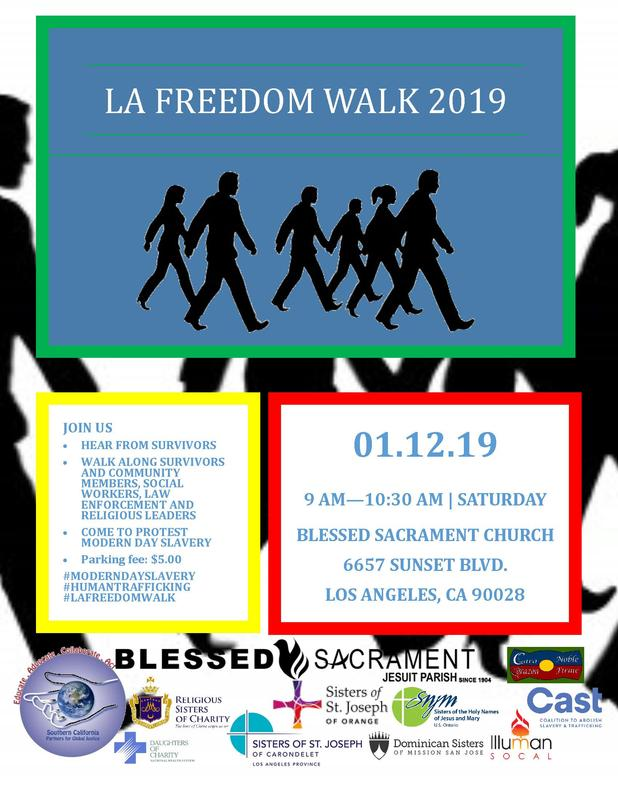 L.A. Freedom Walk 2019 Featured Photo
