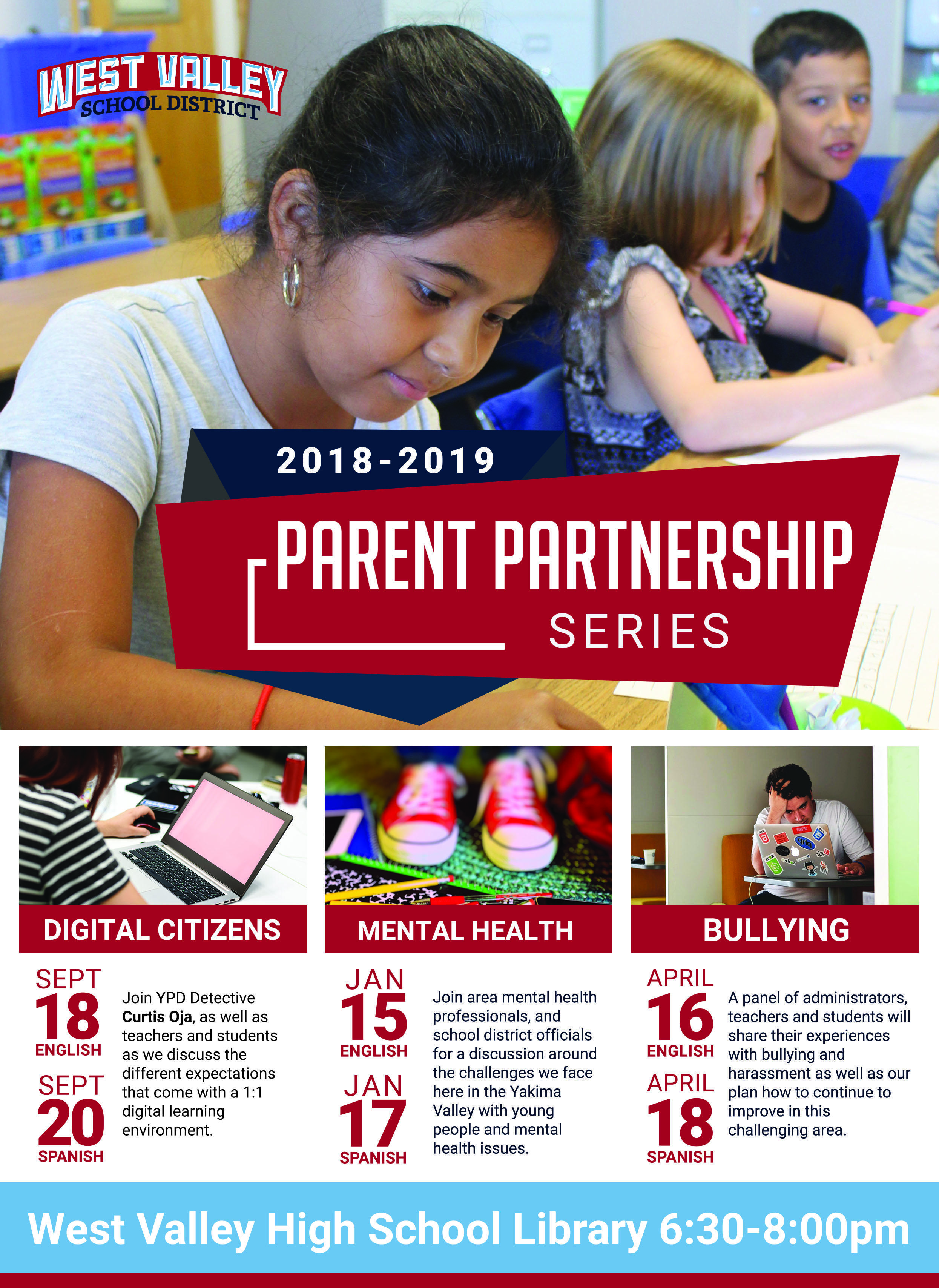 Parent Partnership Series