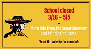 School closed until 5/5