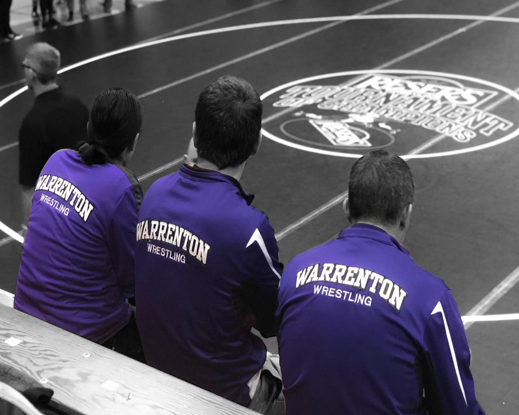 Wrestling Coaches