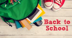 Back to School Info