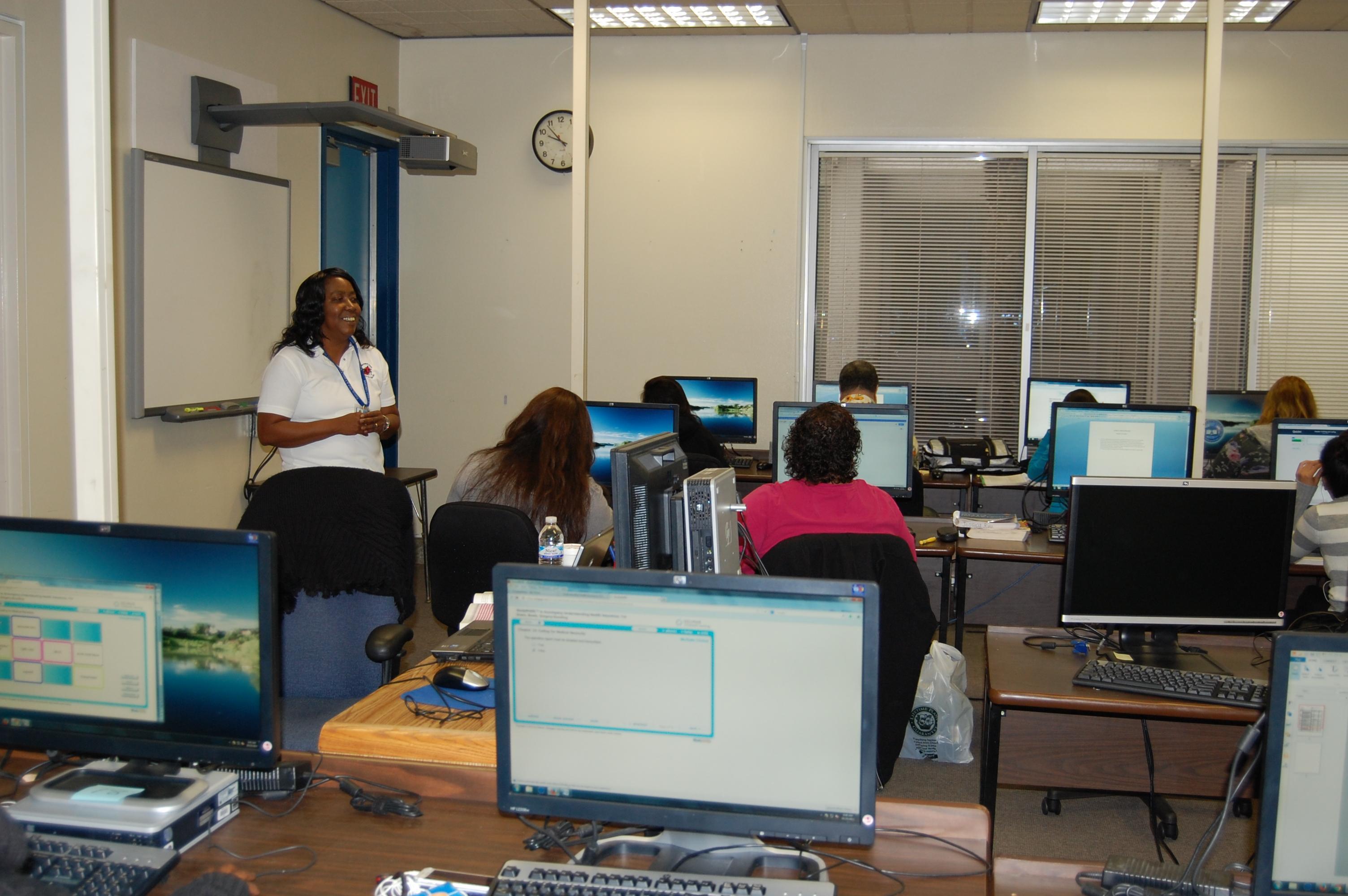 Medical Insurance Billing Coding Cte Programs Adult Career Education Ace