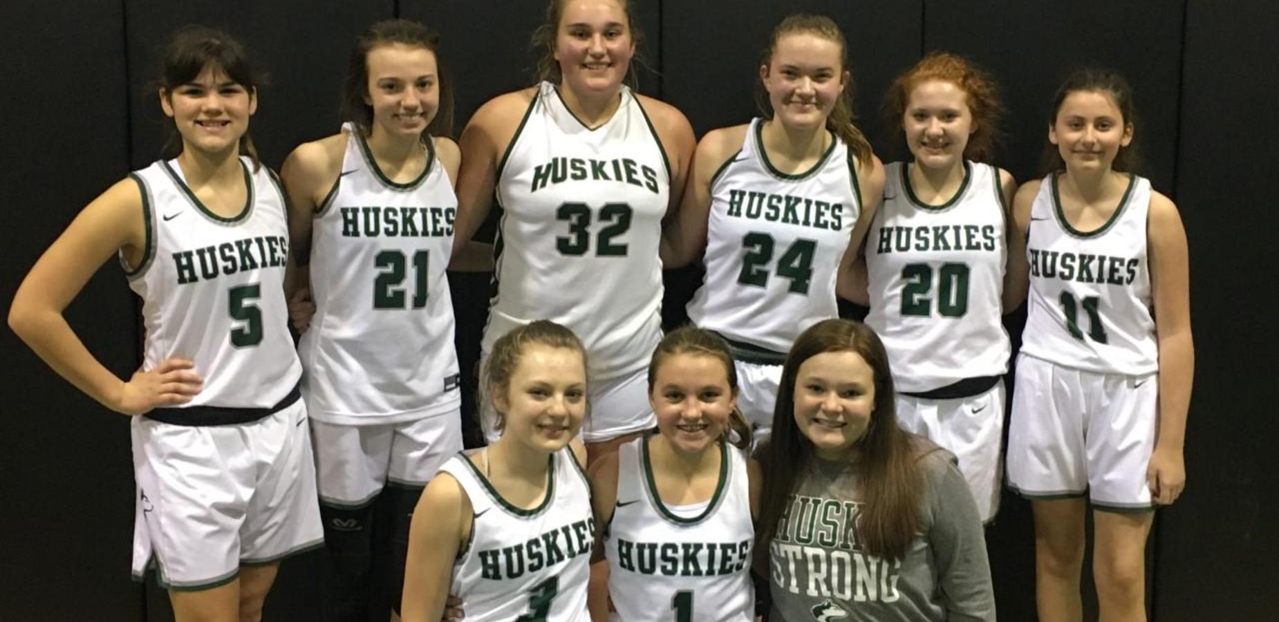 Girls Basketball 2020-2021