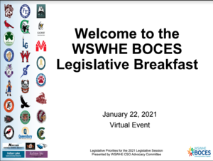Legislative breakfast image