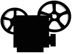 movie projector image