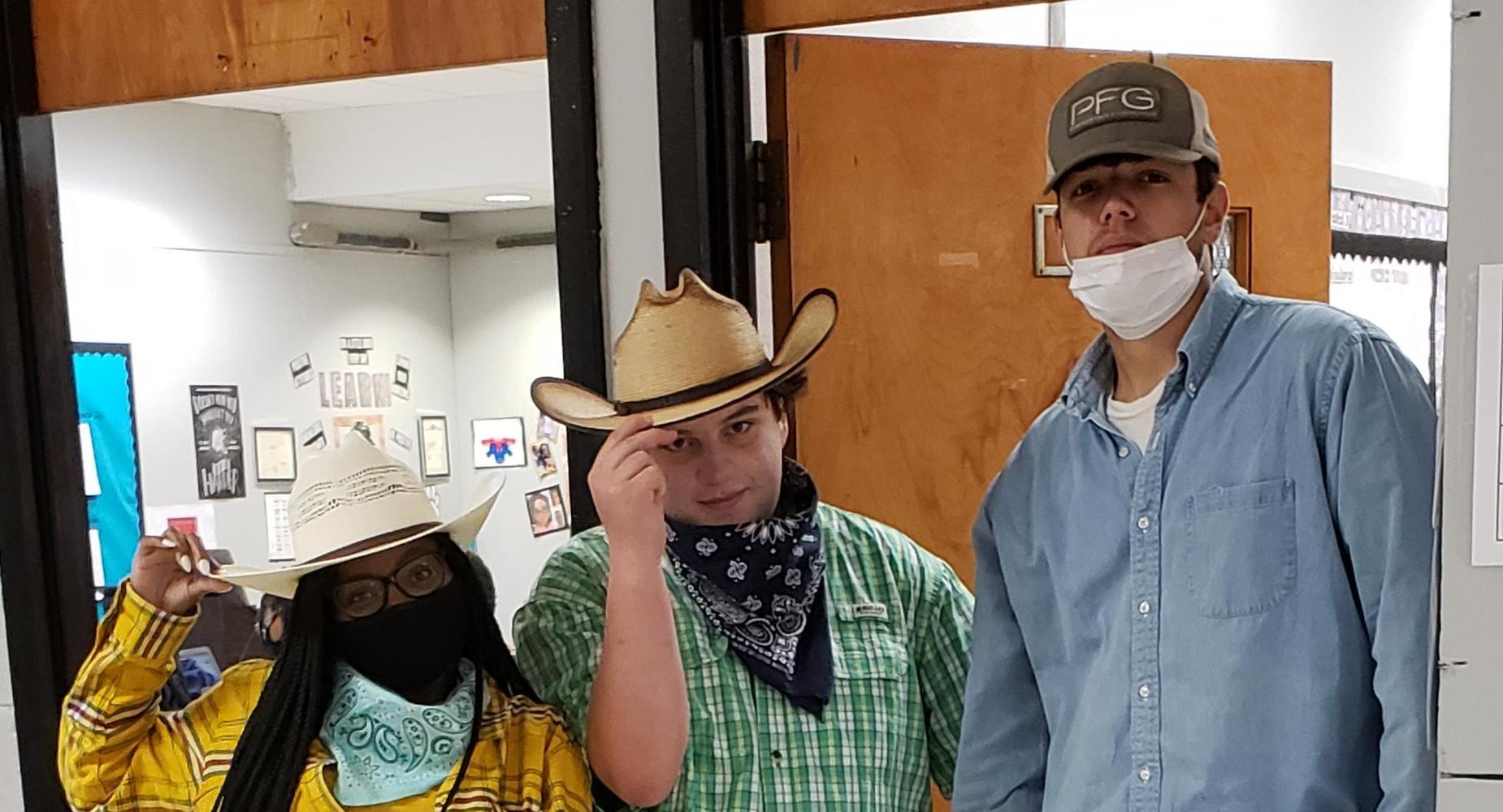 HOCO Fun Cowboy Tuesday