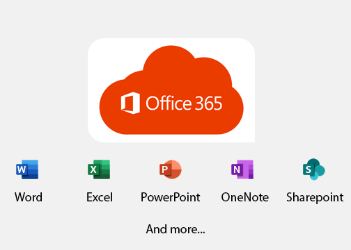 Microsoft Office for Education – Technology Services – San