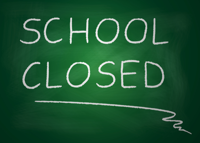 School Closure Extended Until At Least May 4, 2020 Featured Photo