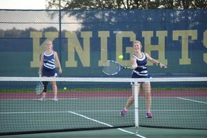 Pic of Knoch Girls' Tennis