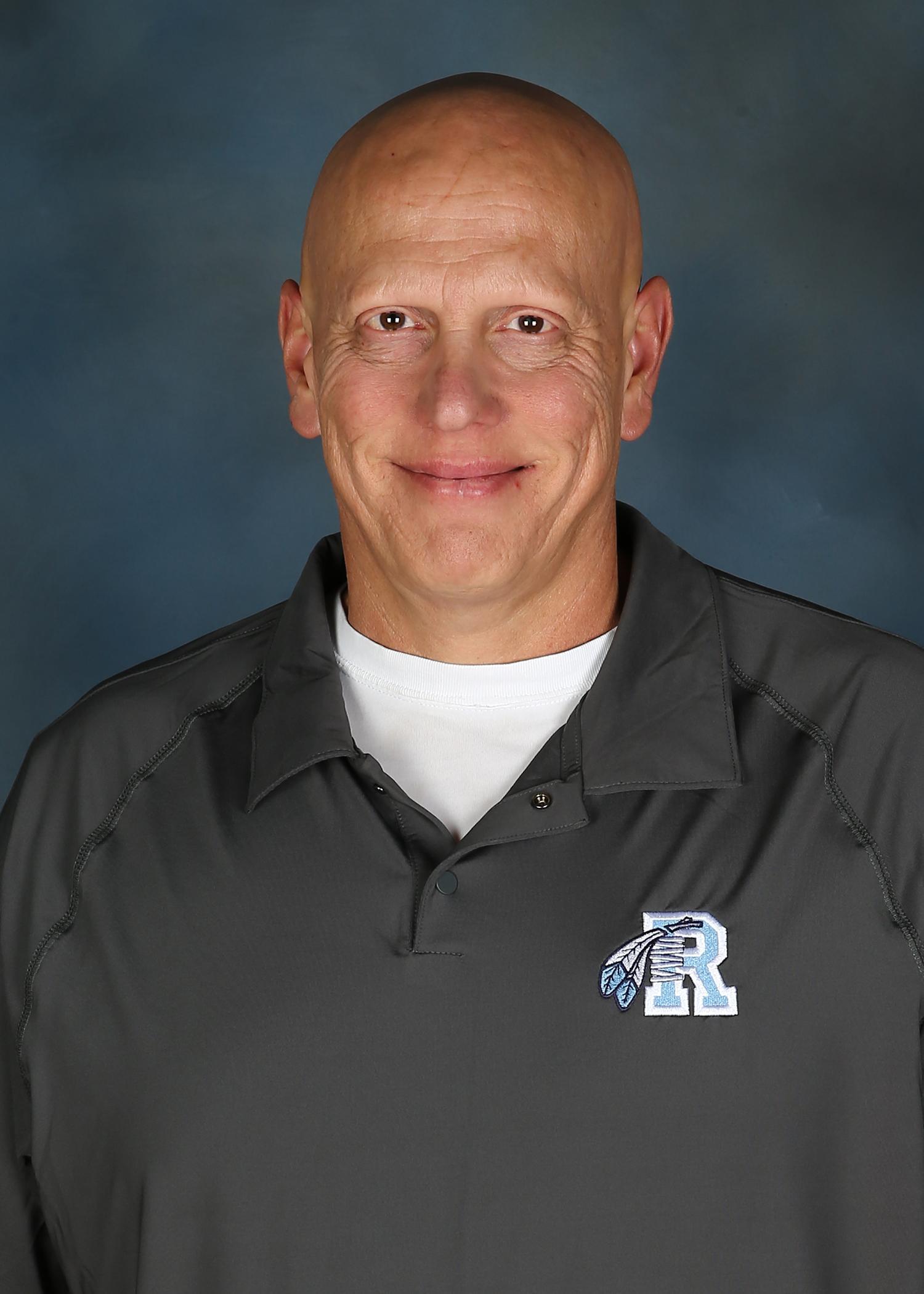 John Wolfe - JV Coach