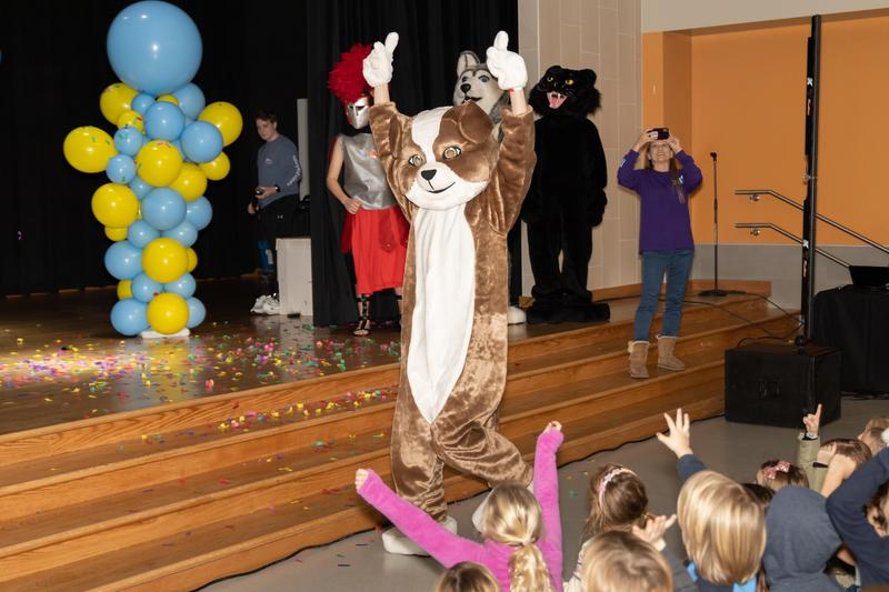 The votes are in! Future Boone students select Bulldogs for their mascot Featured Photo