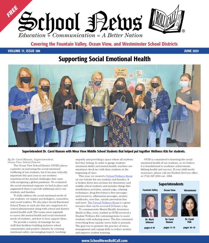 School News - June Edition