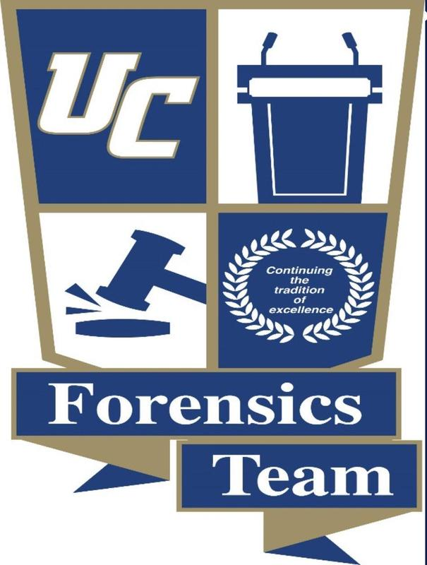 UC's Forensics Team Places Third at Newark Catholic Forensic League Tournament Thumbnail Image