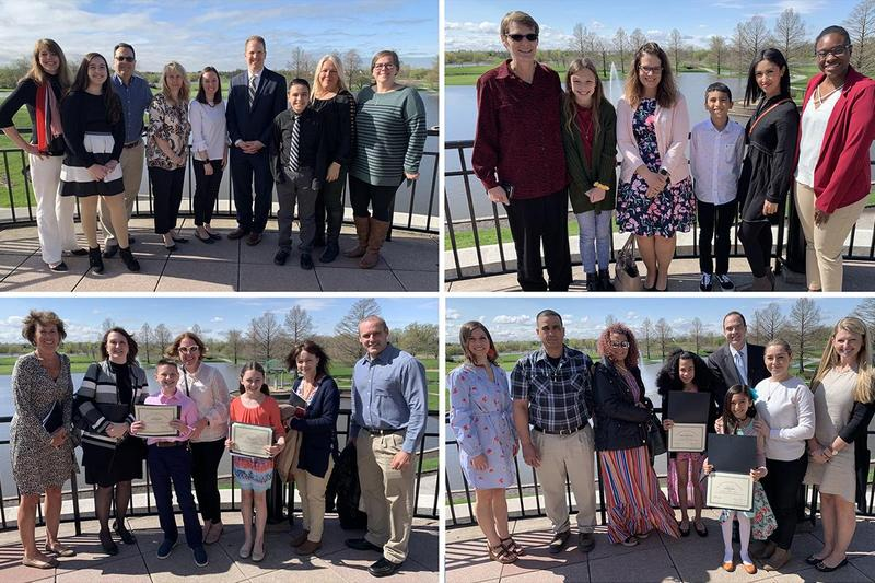10 District students recognized by IPA Thumbnail Image