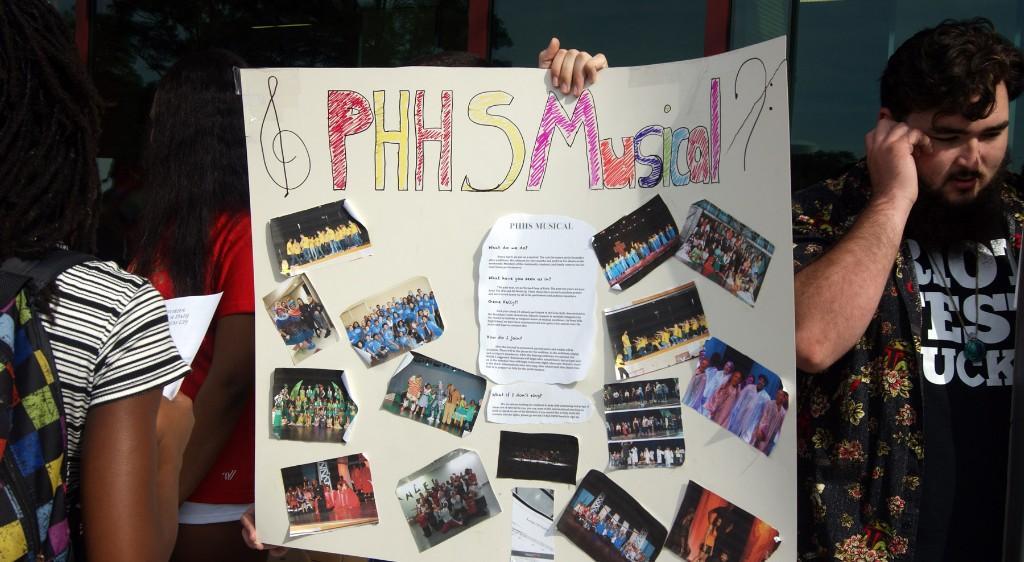 PHHS Club Fair-092217