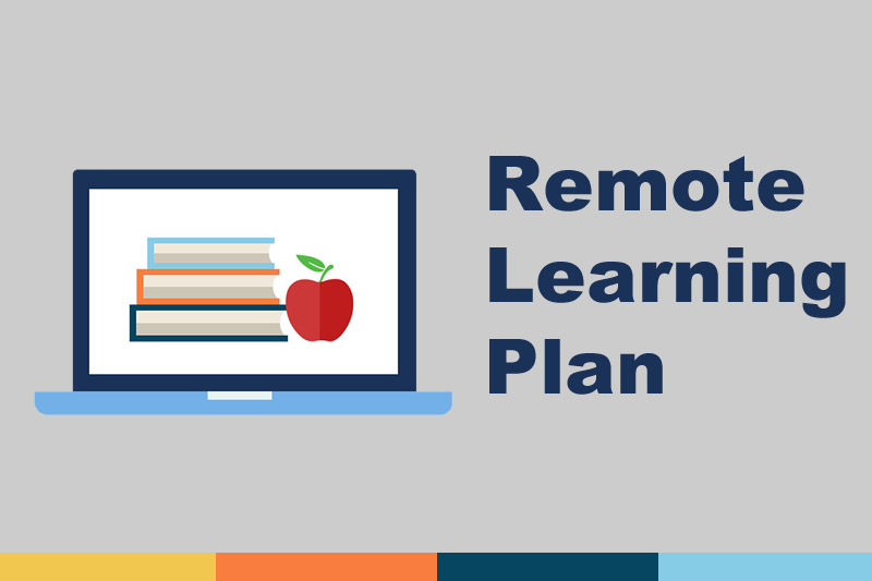 Image Remote learning Plan