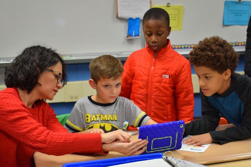 NE School holds first Family STEM Night Thumbnail Image