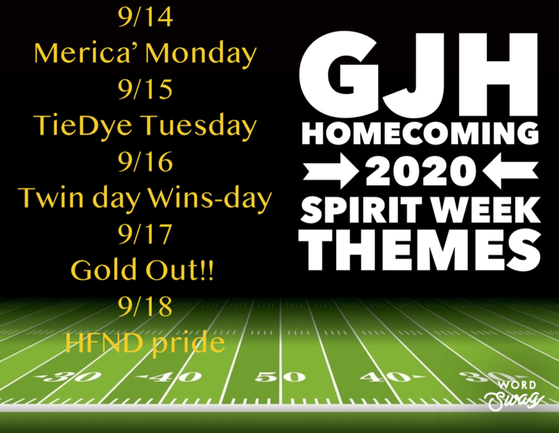 GATESVILLE JUNIOR HIGH SPIRIT WEEK Featured Photo