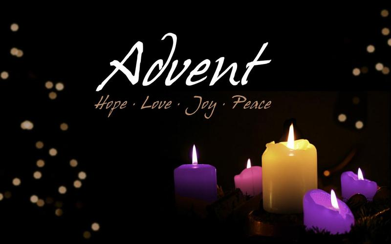 ADVENT HAS BEGUN! Featured Photo
