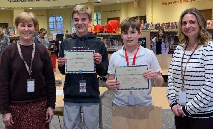 HPMS students find the buzz in annual geography bee Featured Photo