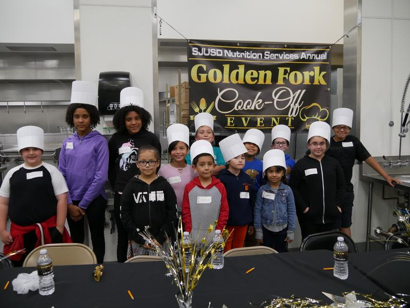 Winners of the 2019 Golden Fork Contest