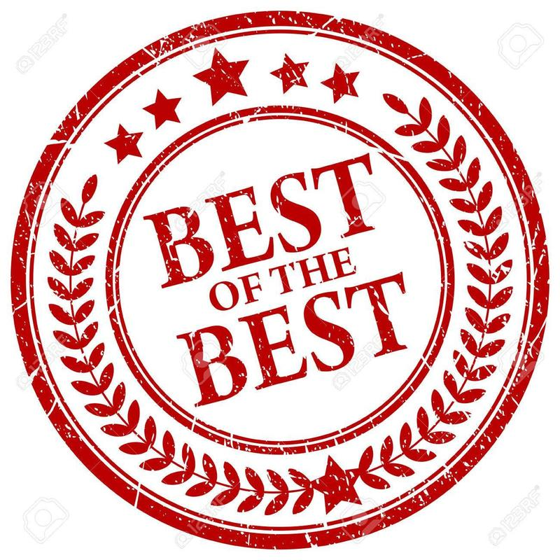Best of the Best logo in red