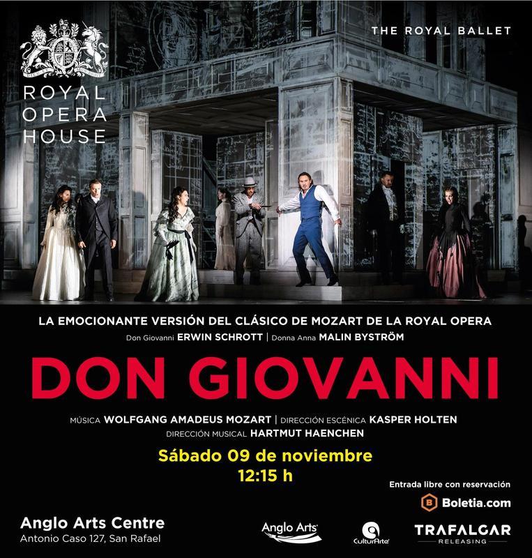Empezamos la temporada 2019/20 del Royal Opera House Live Featured Photo