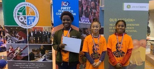 RIMSD#41 Elementary Students Heading to State Robotics Competition Featured Photo