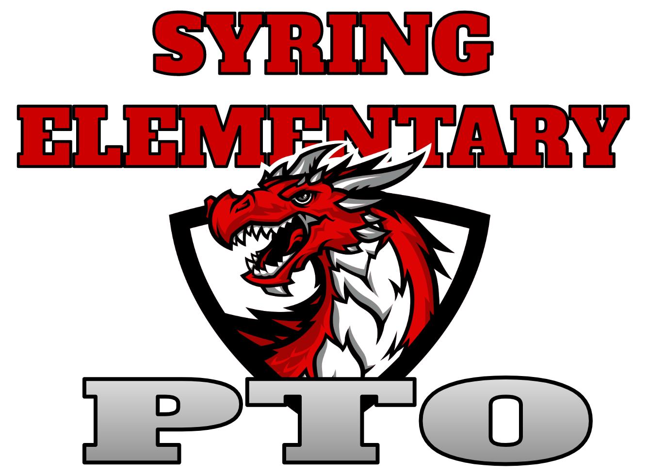 Syring Elementary PTO Logo