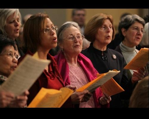 Join Us And Let Your Faith Sing Out! Rehearsals begin this week! Featured Photo