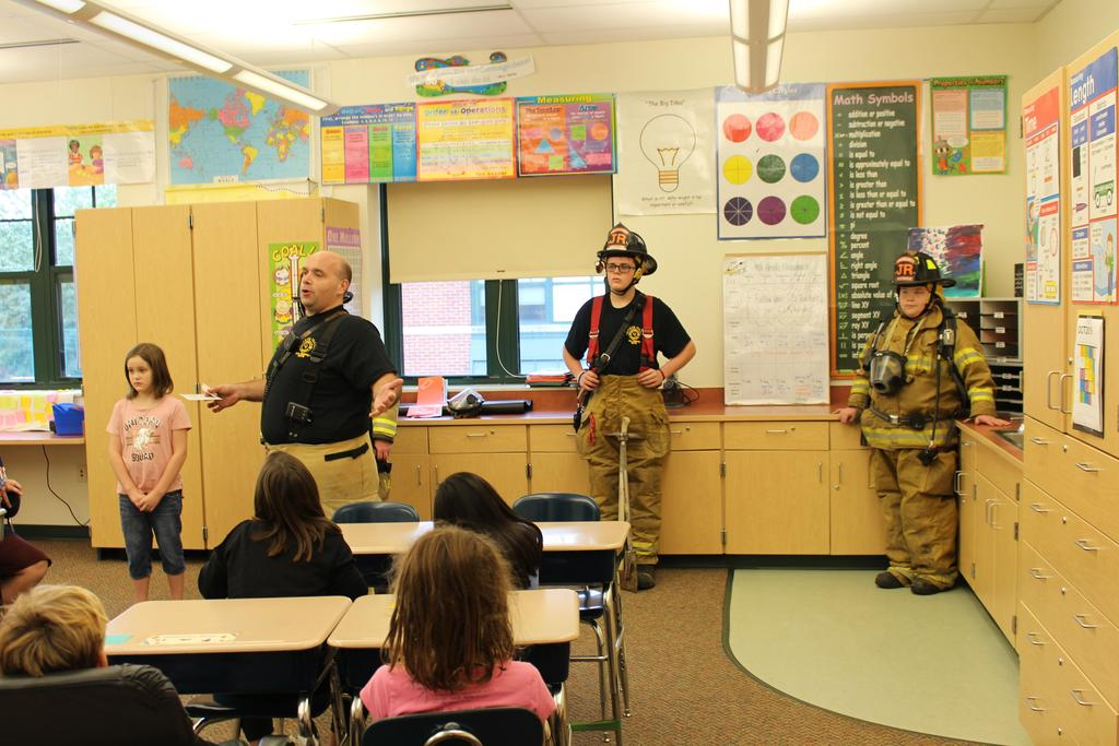 Fire Safety Day 2018