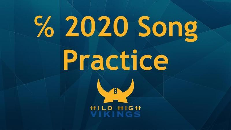 2020 Senior Song Practices Begin Featured Photo