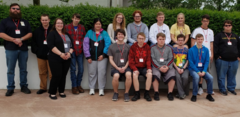 Students from Mrs. Wamsley's classes recently toured the Federal Bureau of Investigation, Criminal Justice Information Services Division in Clarksburg, WV.   The students learned valuable information about the work performed at the facility and career opportunities in many fields.