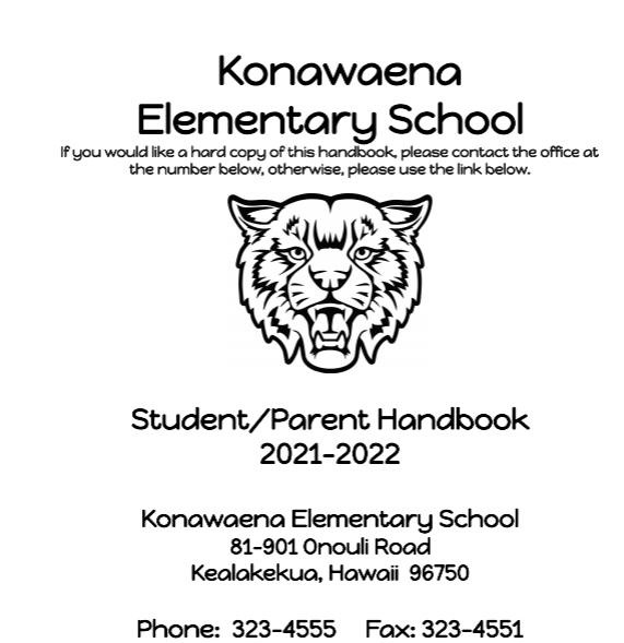 Student Family Handbook