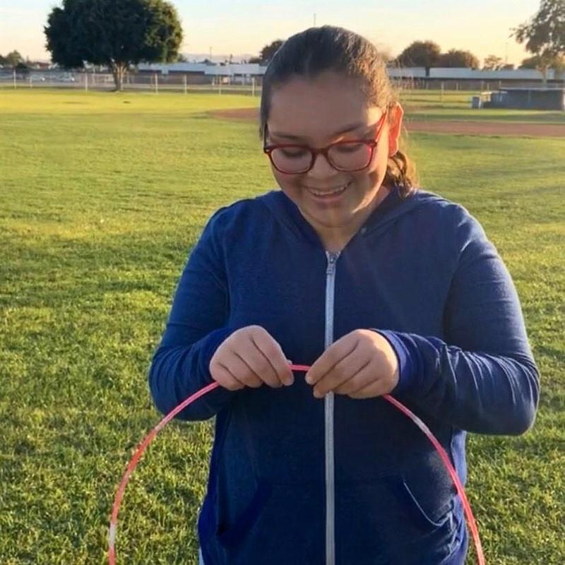 Baldwin Park High School's Leo Club has created the Veronica Sanchez Memorial Scholarship and organized an online fundraiser, with a goal of raising $2,500 to support seniors continuing their post-secondary education at a four-year university, community college or trade school.