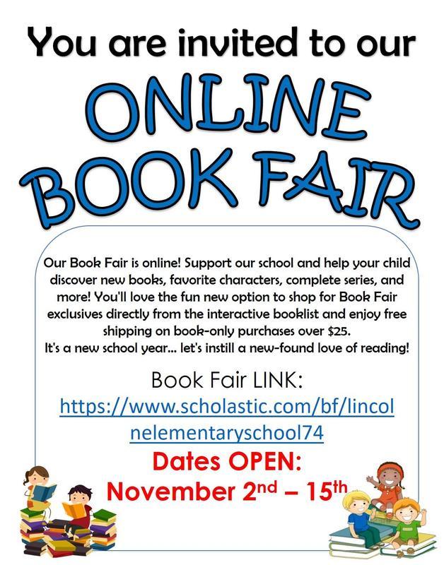 ONLINE Book Fair Featured Photo