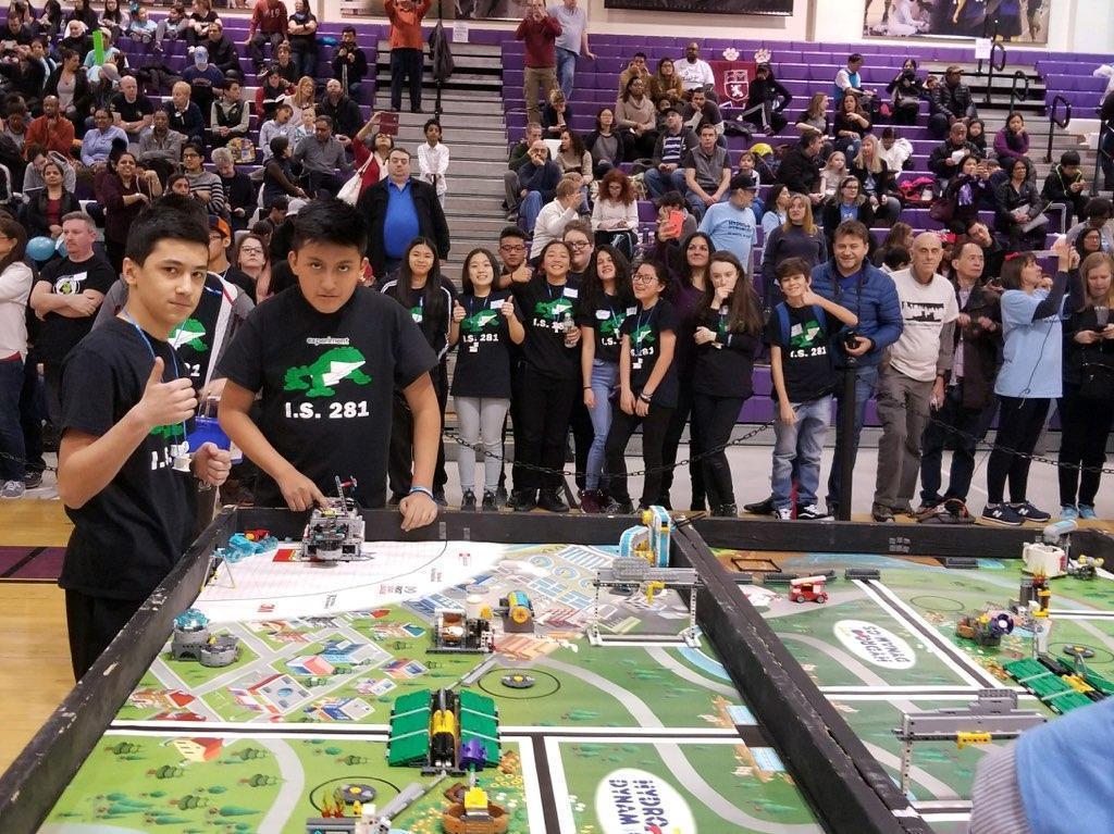 STEM Lego Robotics Competition
