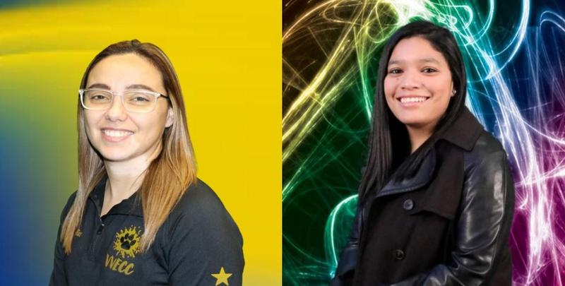 This Week's Valley View Early College Tiger Spotlights shines bright on two individuals who have gone above and beyond for our students here at ECC. Thumbnail Image