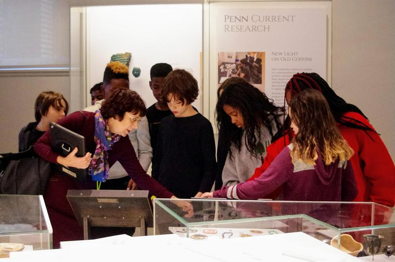 Grades 5/6 Penn Museum Trip Featured Photo