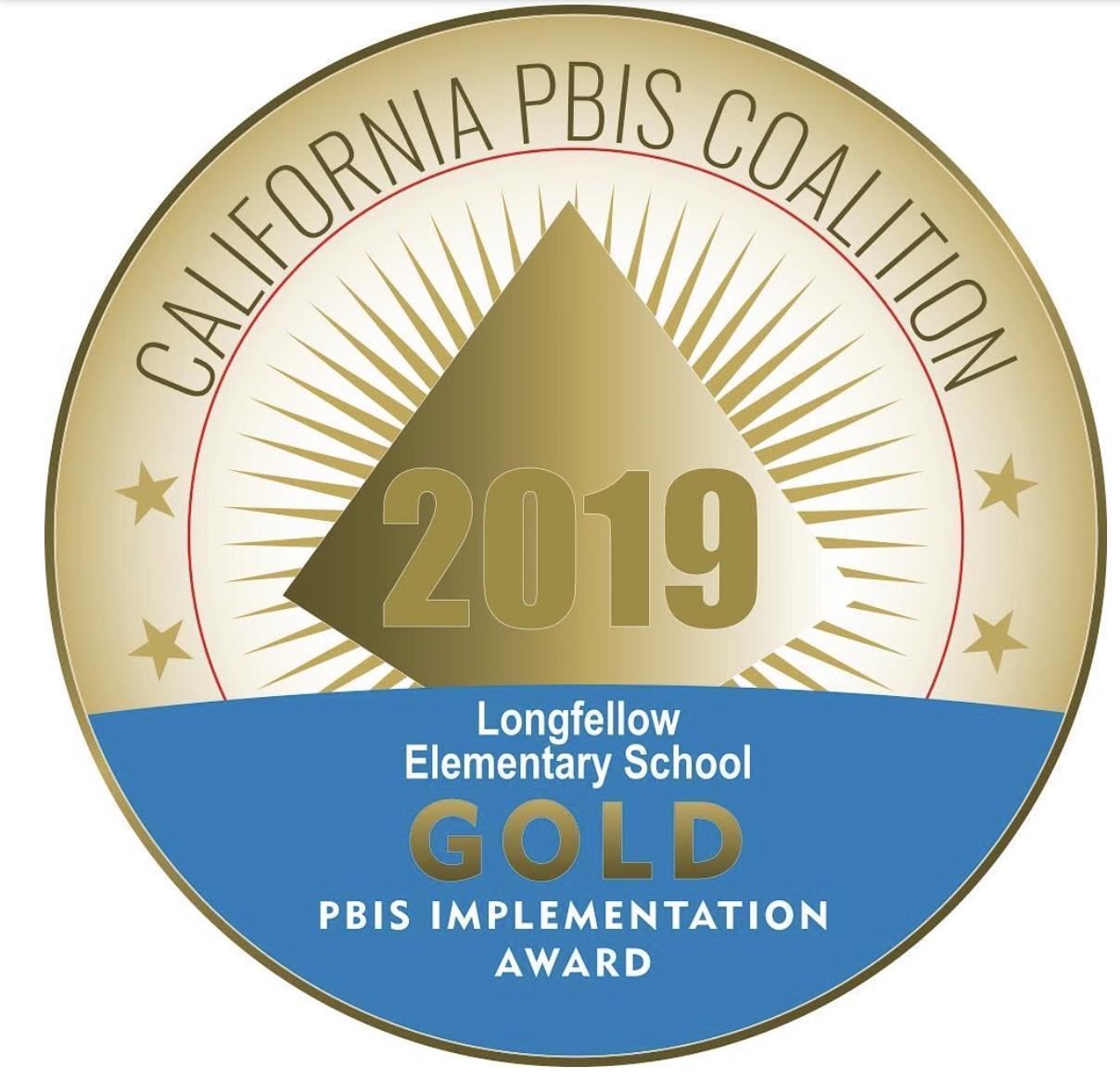 2019 PBIS award