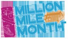 Million Mile Month Challenge
