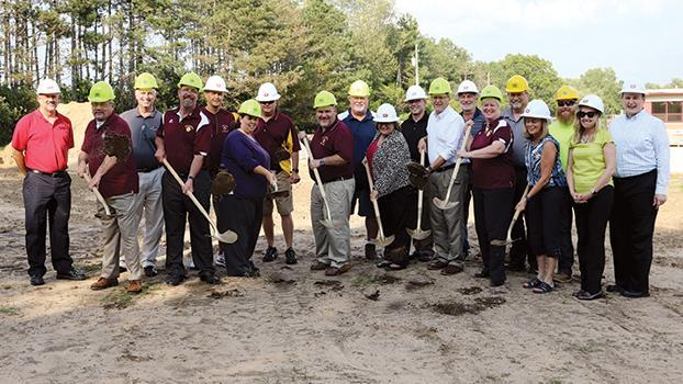 Brandywine Community Schools officials break ground on community center Thumbnail Image